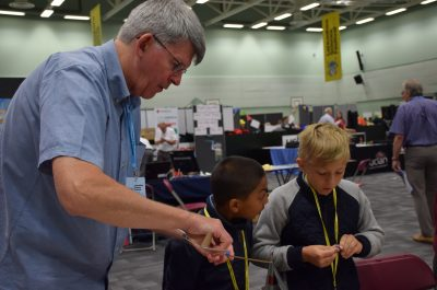 RAeS Preston Branch Lancashire Science Festival