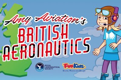 Amy Aviation Series 3 British Aeronautics Fun Kids