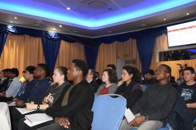 Audience at Ballantyne 2018