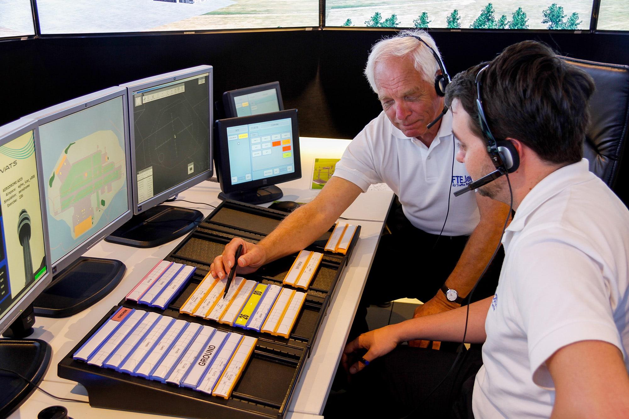 fte jerez air traffic controller recruitment event