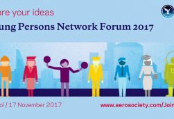 RAeS Young Persons Network Forum 2017