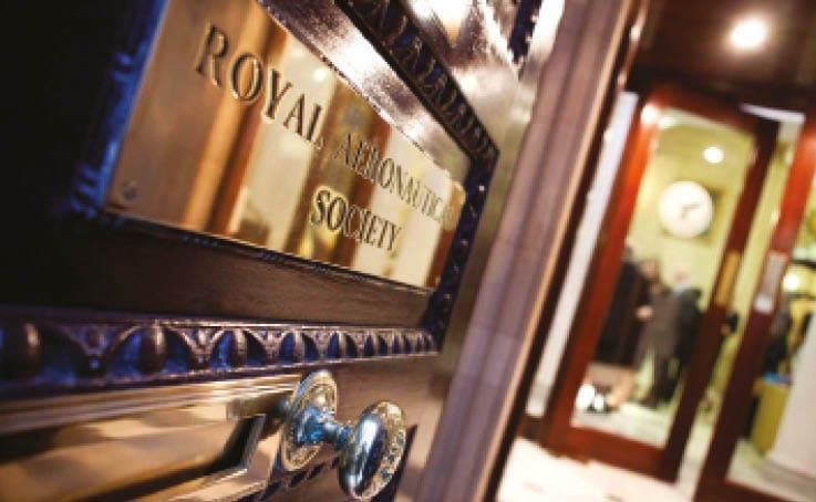 RAeS HQ Entrance