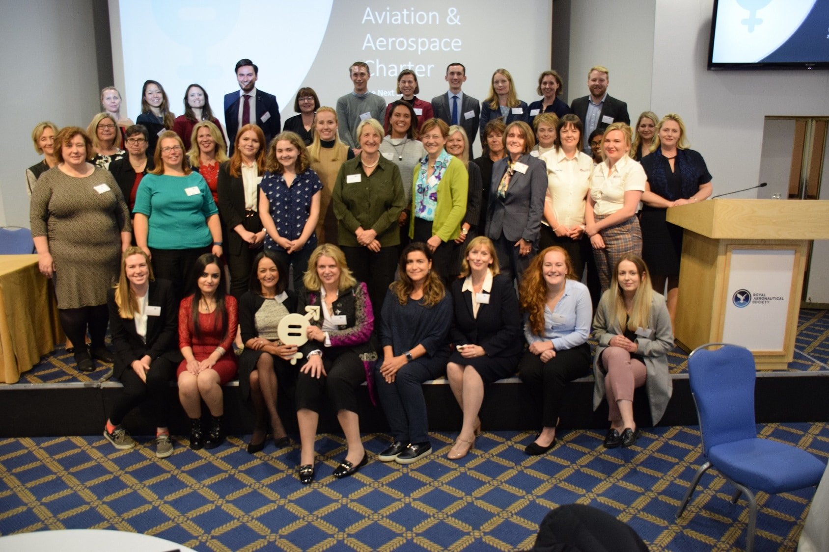 new charter for women in aviation  u0026 aerospace to support greater gender diversity