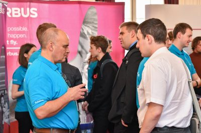 Careers in Aerospace and Aviation LIVE 2017 3
