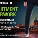 Airbus Experienced Hire - Recruitment Afterwork event