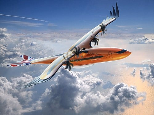 Airbus Bird of Prey Concept